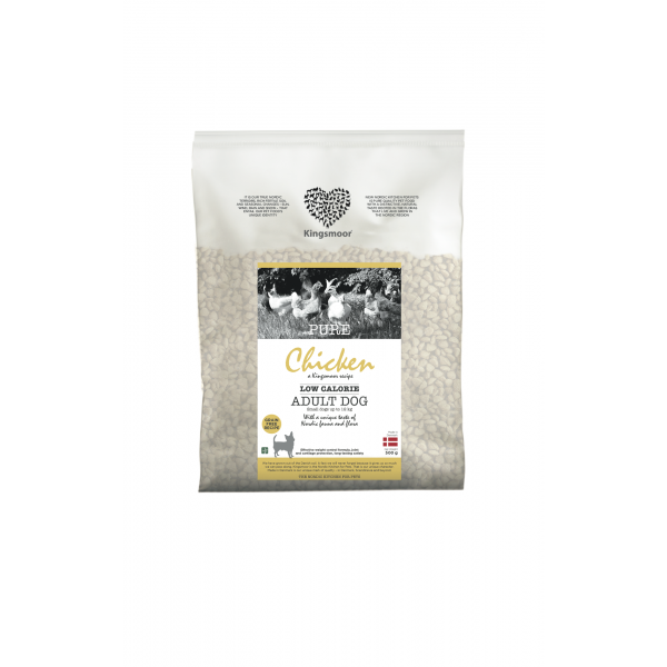 Pure Chicken Low calorie - Small dogs, 500 g