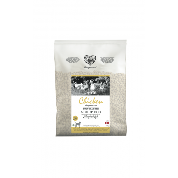 Pure Chicken Low calorie - Medium and large dogs, 500 g