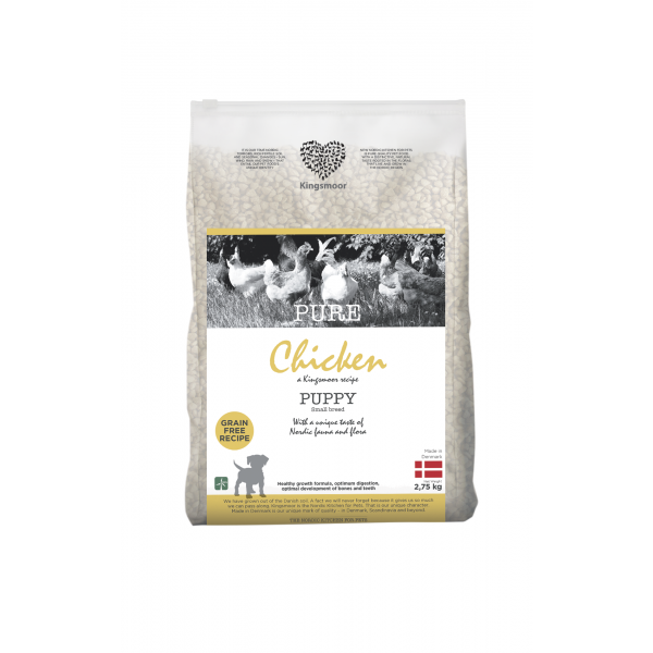 Pure Chicken Puppy - Small breed, 2,75 kg