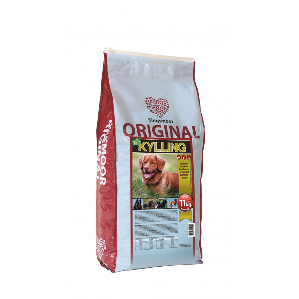 Original Kylling 11 kg - Medium and large dogs